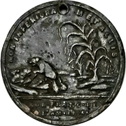Token - Montréal Witness Canada Prize Competition – reverse