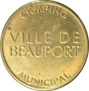 Token - Camping Municipal Beauport – obverse