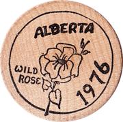 Wooden Nickel - Edmonton Coin Club – obverse