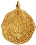 Medal -  Royal Canadian Golf Association Open Championship (Walter Hagan) – obverse