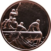 Medal - Canada Remembers (Passing?) – obverse