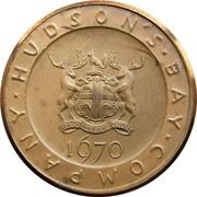 Medal - Hudson's Bay Company 300th Anniversary – obverse