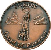 Token - Whitehorse Yukon – obverse