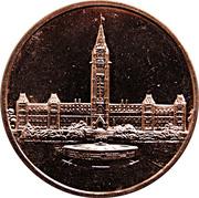 Token - Parliament of Canada – obverse