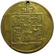 Medal - Dominion of Canada Exhibition (Winnipeg) – reverse