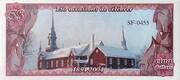 5 Dollars (St. Fabien, Quebec) – reverse