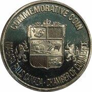 Commemorateve Coin - Casino Niagara – obverse