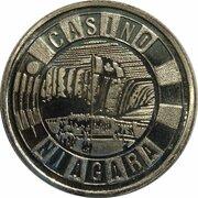 Commemorateve Coin - Casino Niagara – reverse