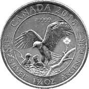 8 Dollars - Elizabeth II – reverse