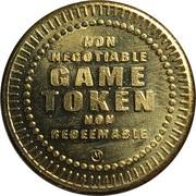 Game Token - Jungle Adventure (Laval, Quebec) – reverse