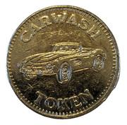 Car Wash Token - Karbath (Orangeville, Ontario) – reverse