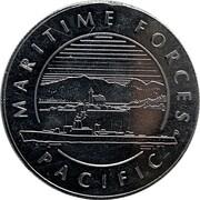 Medal - Canadian Armed Forces Esquimalt (Maritime Forces Pacific) – obverse
