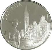 Medal - United Nations (Canada) – obverse