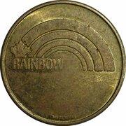 Token - Rainbow – obverse