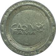50 Cents - Casino Rama (Rama, Ontario) – obverse