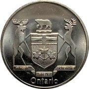 Token - Ontario – reverse