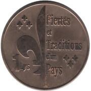 1 Lys - Saguenay 1996 (Quebec) – reverse