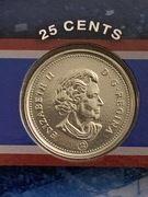 25 Cents - Elizabeth II Vancouver Canucks – obverse
