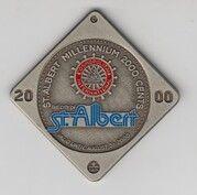 2000 Cents - St. Albert, Alberta – obverse