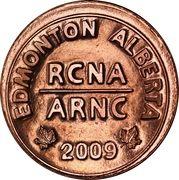 Mint Token - RCM RCNA Edmonton Alberta – reverse