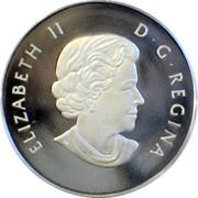 10 Dollars - Elizabeth II (Pintail Duck) -  obverse
