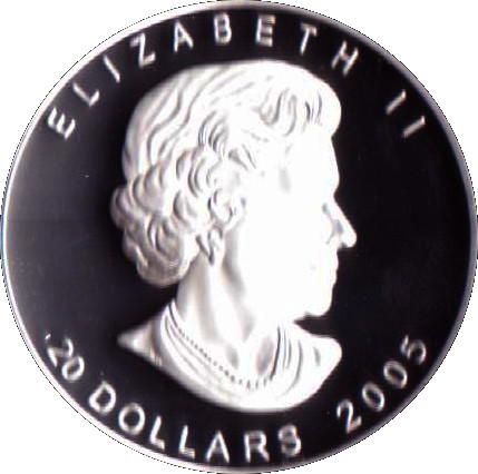 2005 Canada Toronto Island Lighthouse $20 commemorative coin A1!!