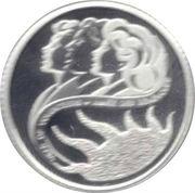 10 Cents - Elizabeth II (Year of Volunteers) -  reverse