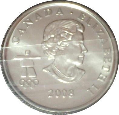 One Coin Oh Canada Maple Leaves RCM Original Sealed NBU 2010-25-cent