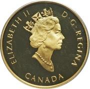 100 Dollars - Elizabeth II (Leduc Oil) – obverse