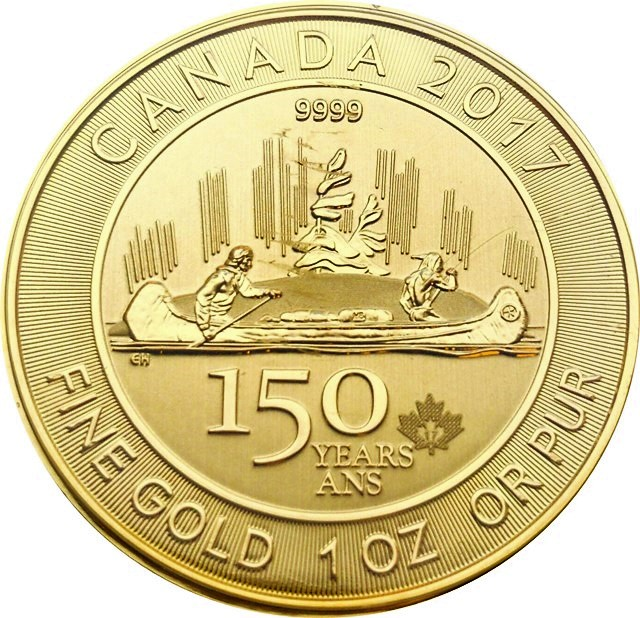 150 Dollars - Elizabeth II ( 1 oz  Gold Bullion Coinage