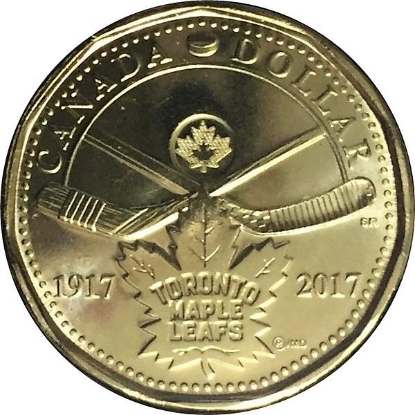 2017 Canada 150 Special Edition $1 Dollar Coin BU Connecting A Nation