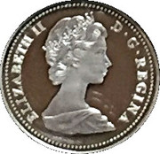 10 Cents - Elizabeth II (Centennial Mackerel; 2017 Version) -  obverse