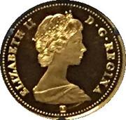 1 Cent - Elizabeth II (Centennial Rock Dove; 2017 Version) – obverse