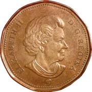 1 Dollar - Elizabeth II (Montreal Canadiens) -  obverse