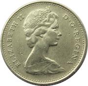 10 Cents - Elizabeth II (2nd portrait; Philadelphia mint) -  obverse