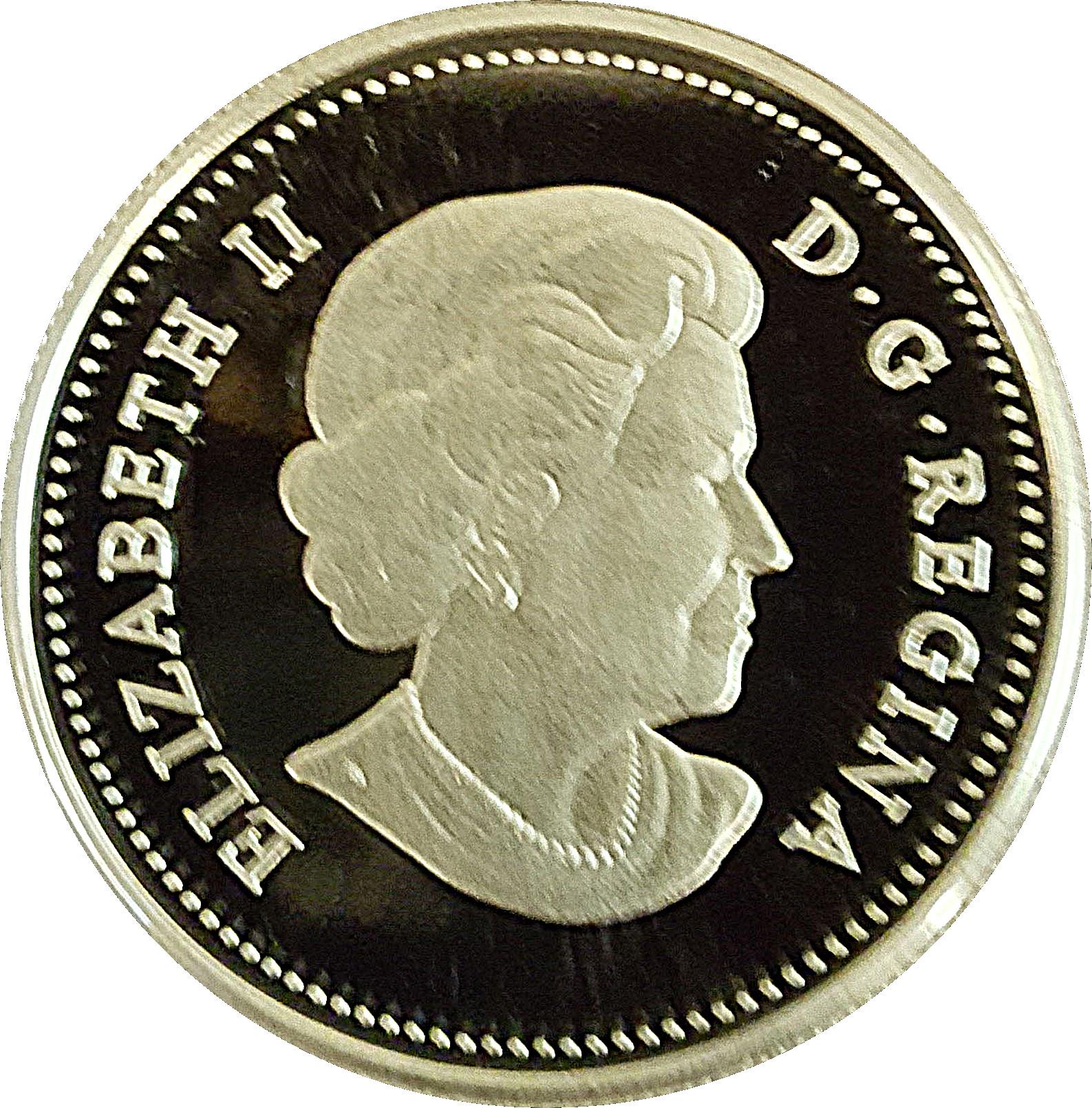 2018 Canada Polar Bear 1//2 oz .9999 Silver $2 Dollar Coin