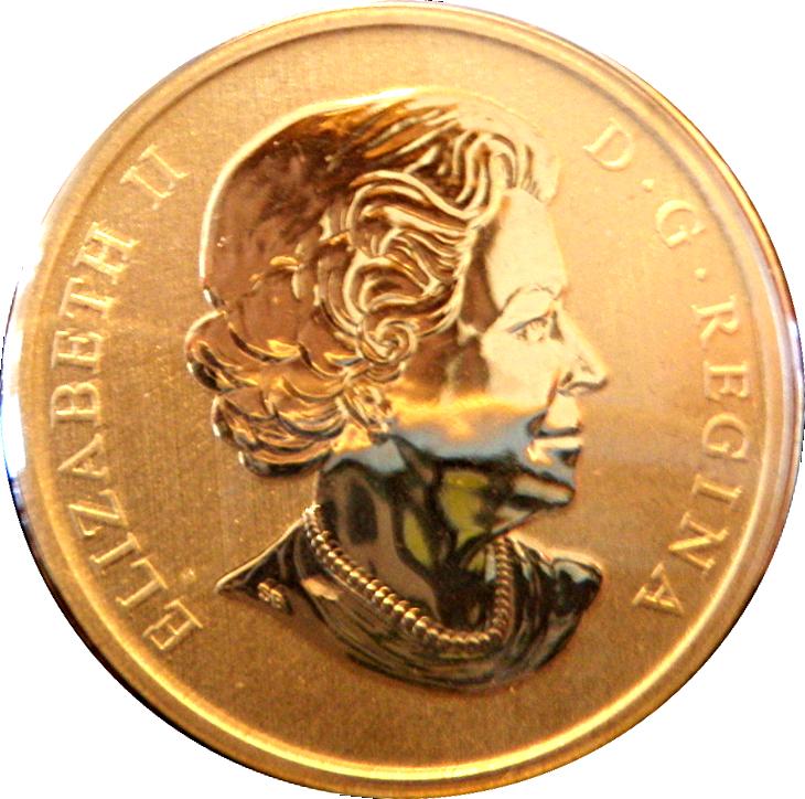 2011 Canada Legendary Nature Falcon Colourized /& Plain 25 Cents UNC Gem BU!!