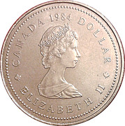 1 Dollar - Elizabeth II (Jacques Cartier) – obverse