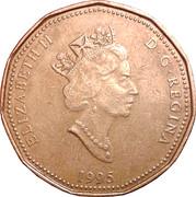1 Dollar - Elizabeth II (Peacekeeping) -  obverse