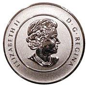 20 Dollars - Elizabeth II (Polar bear) -  obverse