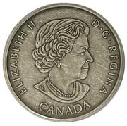 1 Cent - Elizabeth II (Nova Scotia) – obverse