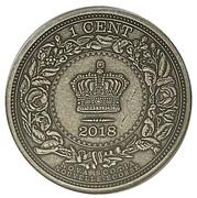1 Cent - Elizabeth II (Nova Scotia) – reverse