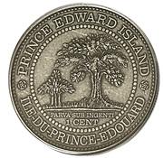 1 Cent - Elizabeth II (Prince Edward Island) – reverse