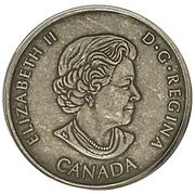 1 Cent - Elizabeth II (New Brunswick) – obverse