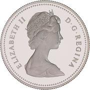 50 Cents - Elizabeth II (2nd portrait) -  obverse