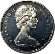 50 Cents - Elizabeth II (Confederation) -  obverse