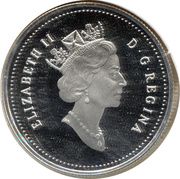 50 Cents - Elizabeth II (Grand Prix F1 Auto Racing) – obverse