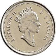10 Cents - Elizabeth II (Confederation) -  obverse