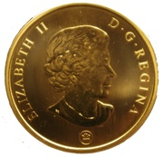 50 Cents - Elizabeth II (Holiday Ornaments) – obverse