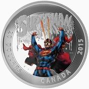 20 Dollars - Elizabeth II (Iconic Superman™) – reverse